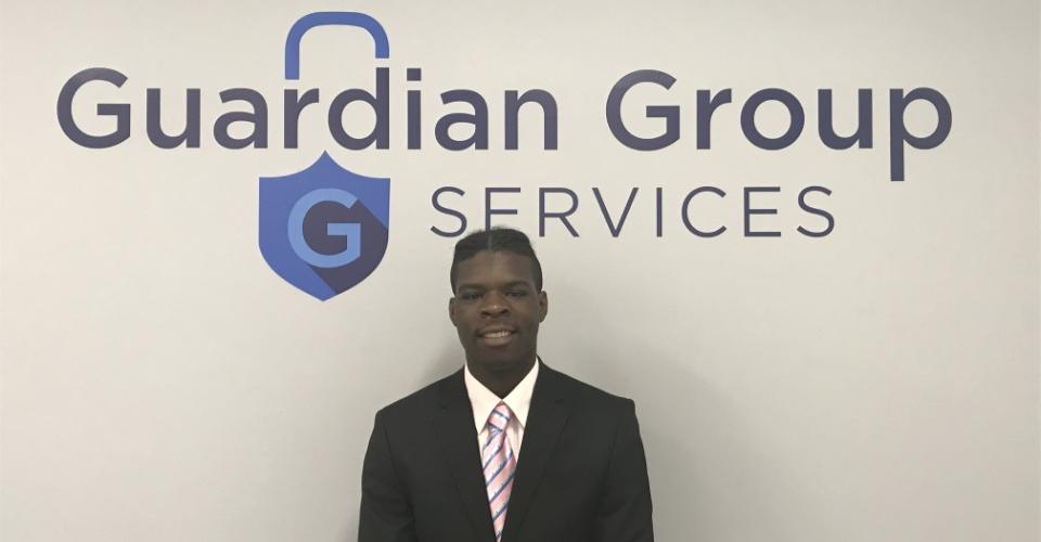 Guardian Group Services Security Guard Graduate